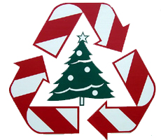tree recycle symbol