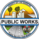 LA County Public Works logo