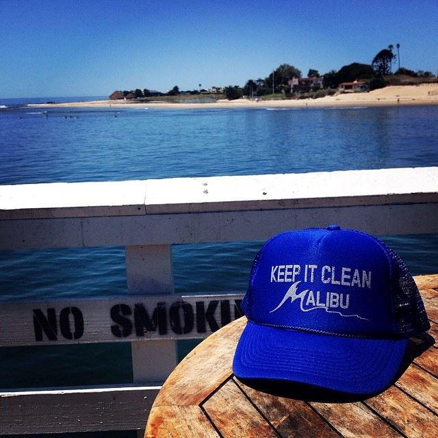 Keep it Clean Malibu