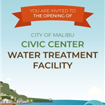 Civic Center Water Treatment Facility Opening