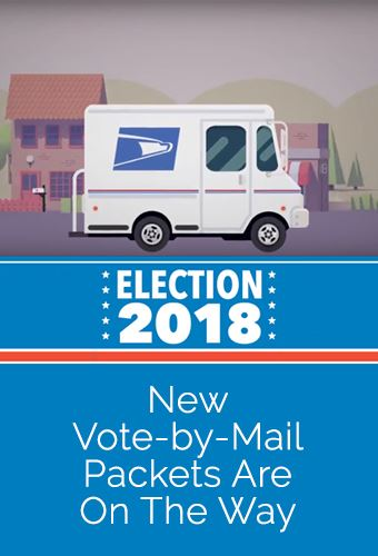 Vote by Mail Packets