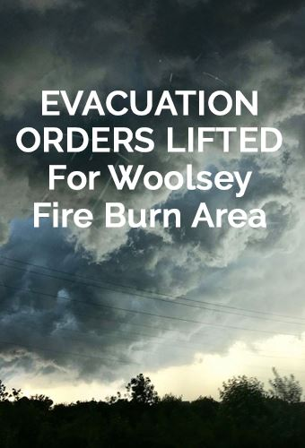 Evacuations Lifted