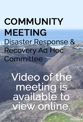 Ad Hoc Meeting Video