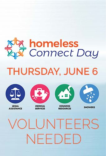 Homeless Connect Day