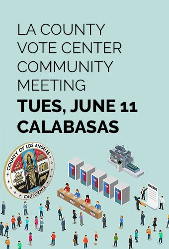 Vote Center Meeting