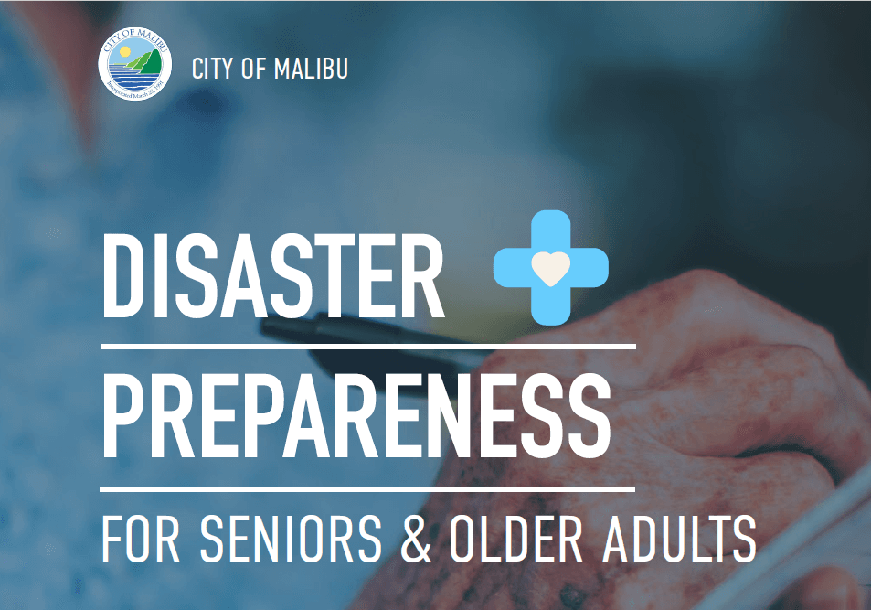 Senior/Older Adult Disaster Prep