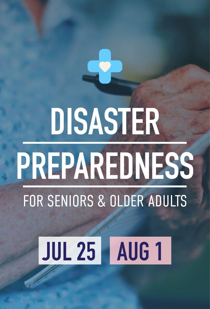 Senior Preparedness
