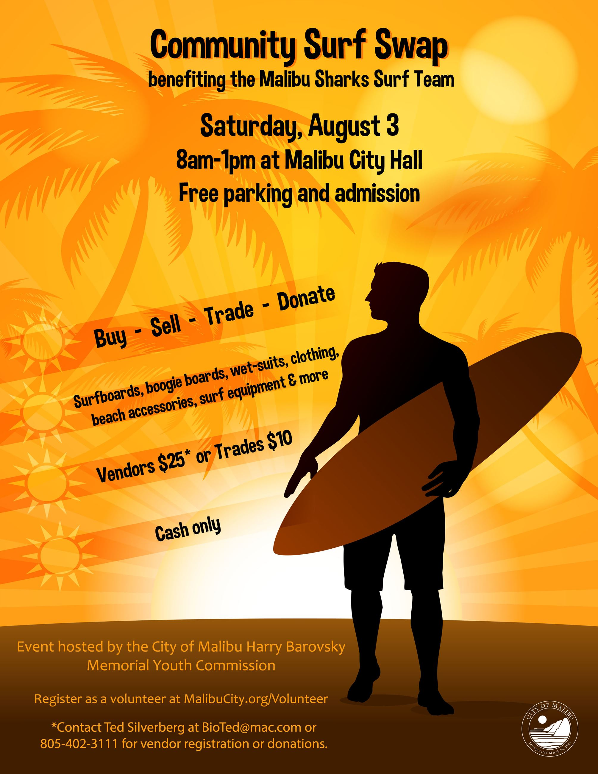 Surf Swap Flyer Aug 2019