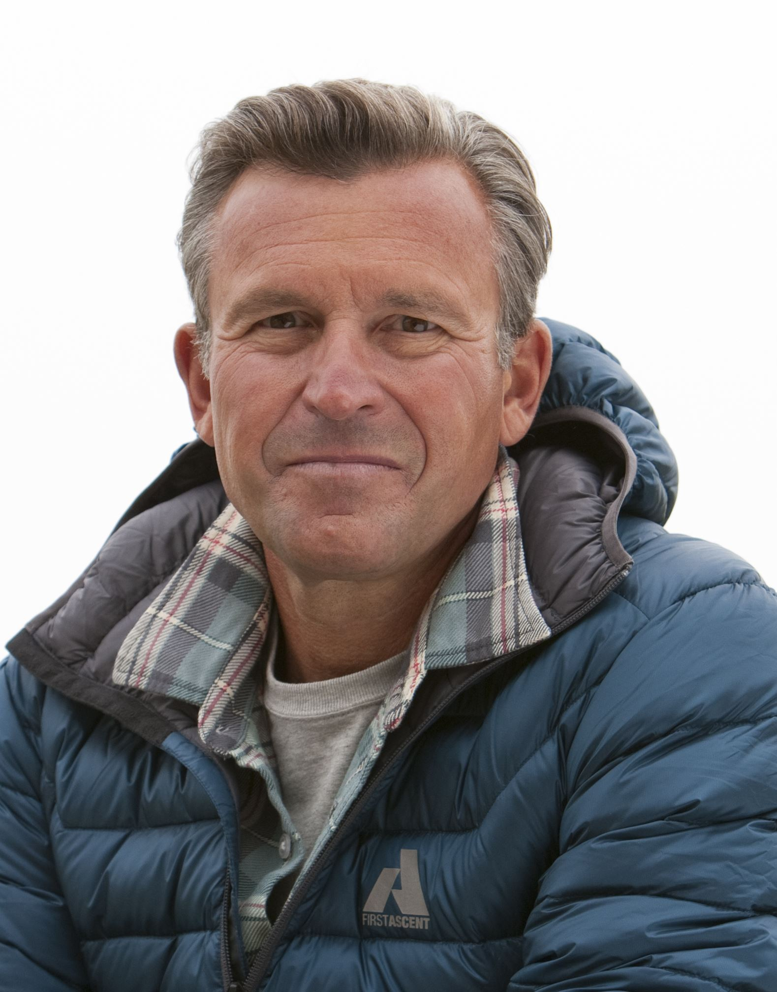 Ed Viesturs head shot