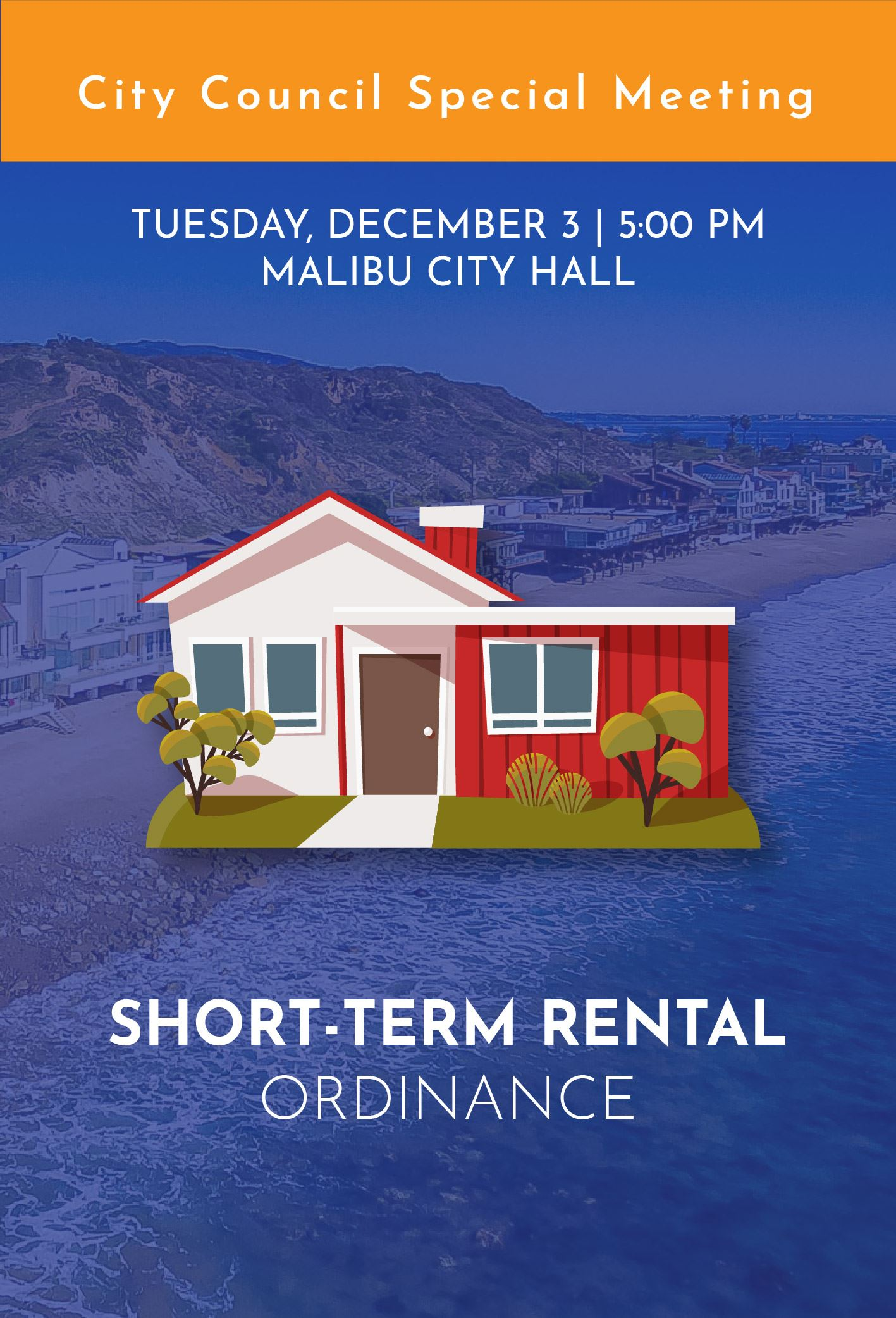 Short Term Rental Hearing