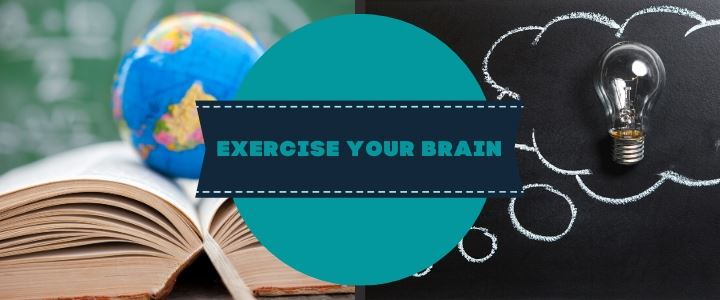 Exercise Your Brain Banner