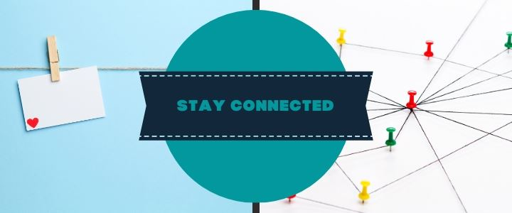 Stay Connected Banner