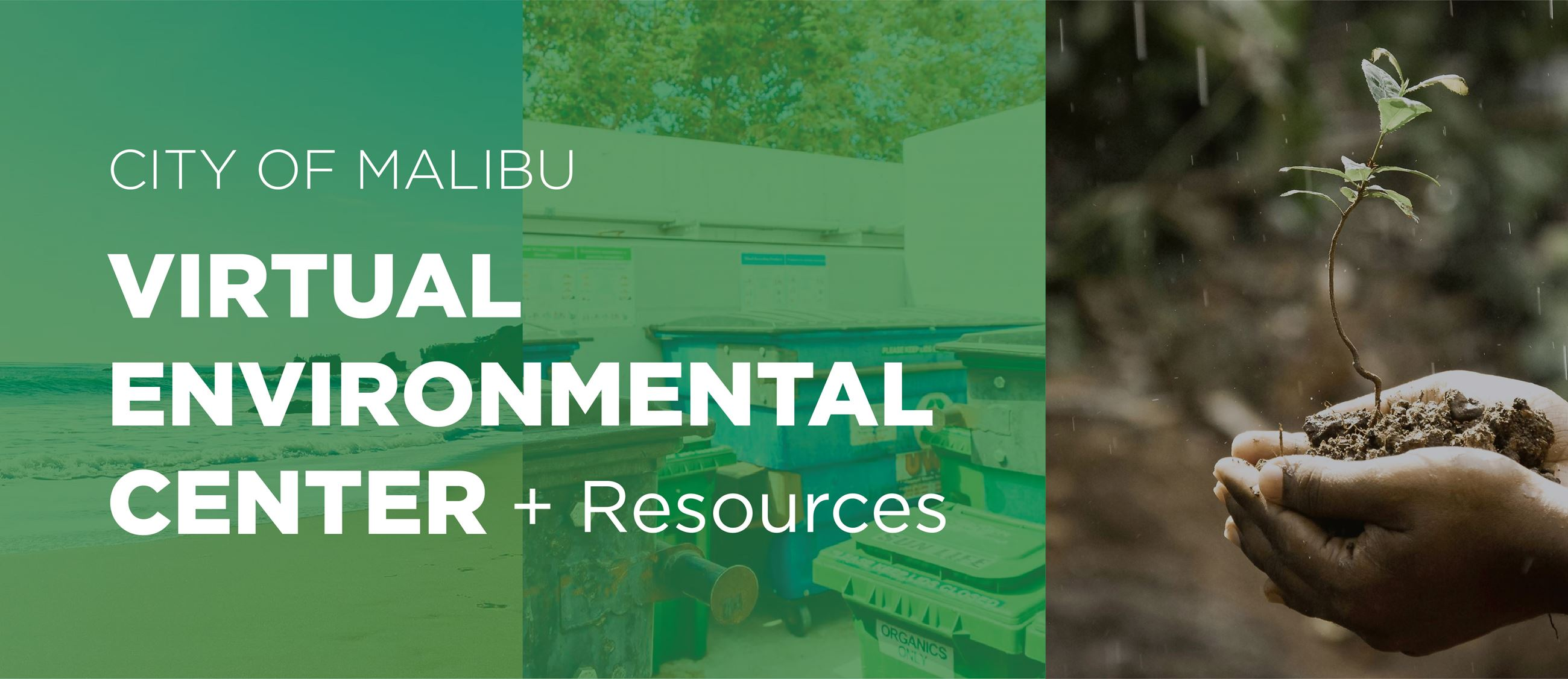 Virtual Environmental Center banner