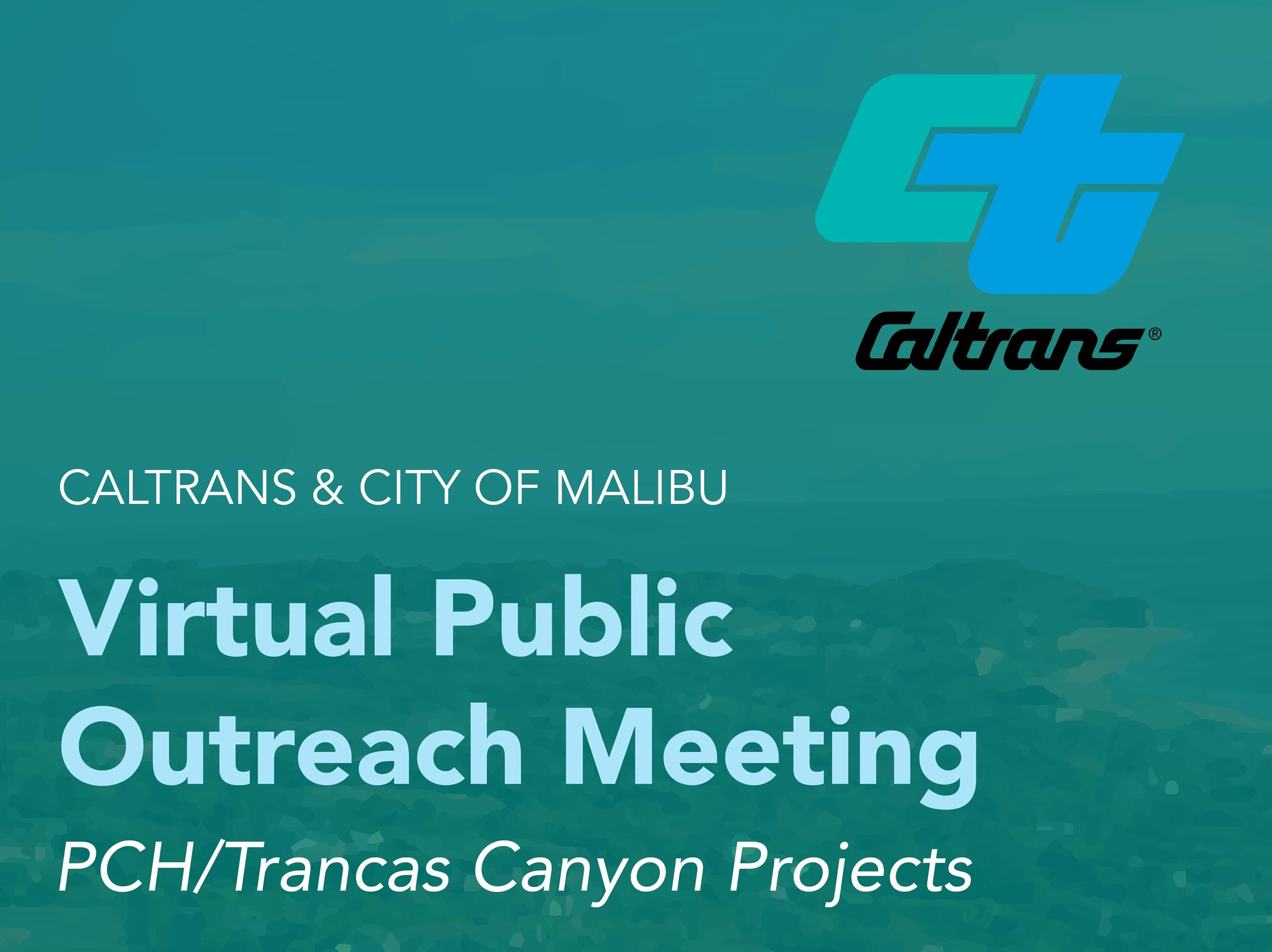 Trancas Projects Virtual Meeting