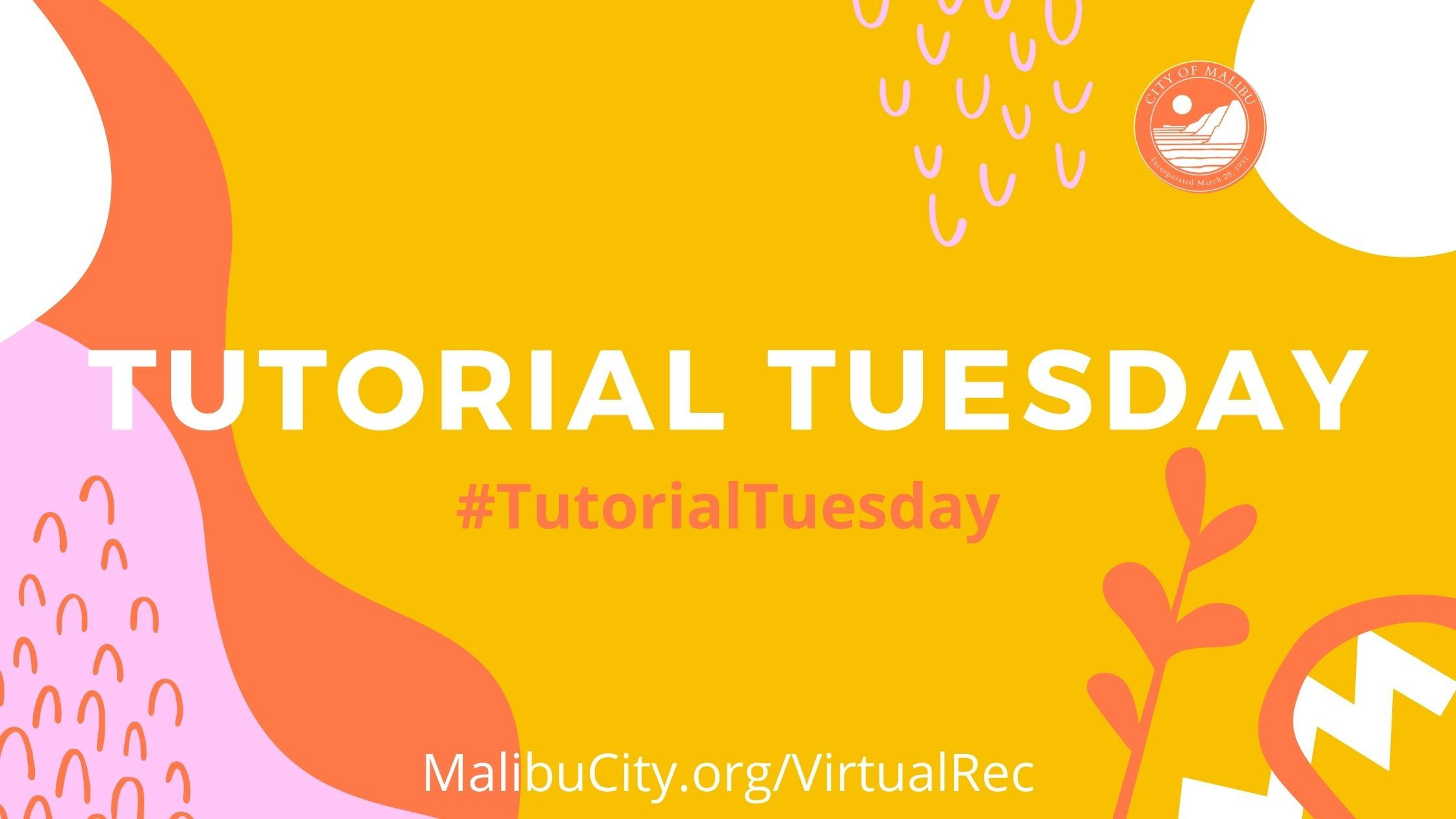 Tuesday Tutorial