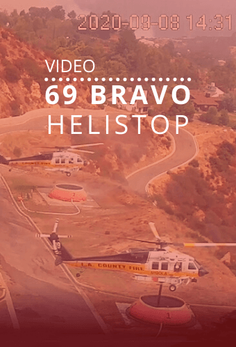 69 BRAVO HELISTOP newsflash