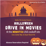 October 30 Halloween Drive-In Movie