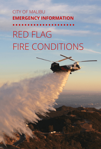 FIRE CONDITIONS NEWSFLASH