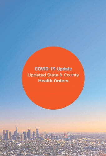 covid orders update newsflash