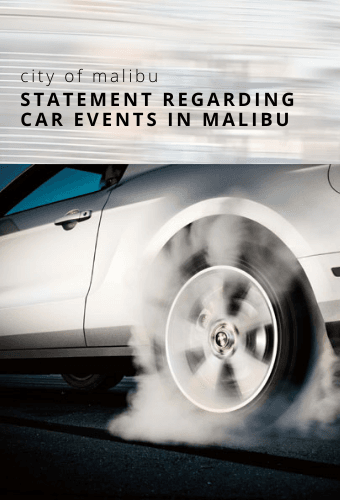 car events statement newsflash