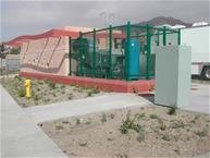 Civic Center Stormwater Treatment Facility