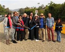 Kanan Arrester Bed Ribbon Cutting